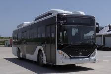 12米宇通ZK6126BEVG3E纯电动低入口城市客车图片
