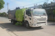 浩天星运牌HTX5080TSLL6型扫路车