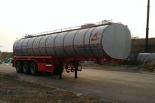 昌骅11.1米31.5吨3轴食用油运输半挂车(HCH9401GSY35)