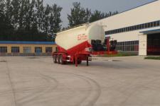 華魯業興11.1米31.1噸3軸低密度粉粒物料運輸半掛車(HYX9400GFL)
