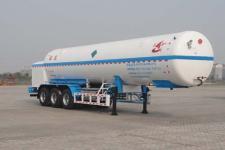 昌骅12.1米26.7吨3轴低温液体运输半挂车(HCH9401GDYB)