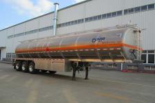 运力11.5米33.2吨3轴铝合金运油半挂车(LG9407GYY)