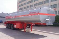 楚飞11米29.5吨3轴运油半挂车(CLQ9404GYY)