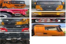 陜汽牌SX32506B434型自卸汽車圖片