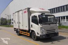江铃汽车国五单桥厢式运输车116-175马力5吨以下(JX5040XXYXGC2)