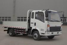 豪沃國五單橋貨車131馬力4430噸(ZZ1087F331CE183)