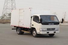 东风多利卡国五单桥厢式运输车88-162马力5吨以下(EQ5041XXY3BDDAC)