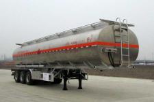 楚胜12.5米32.7吨3轴铝合金运油半挂车(CSC9403GYYLF)