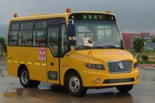 5.5米金旅幼儿专用校车