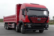 紅巖牌CQ3316HXDG466L型自卸汽車