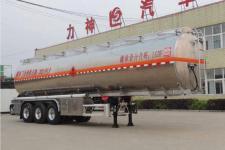 醒狮12.5米33吨3轴铝合金运油半挂车(SLS9407GYYB)