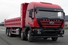 紅巖牌CQ3316HXDG426L型自卸汽車