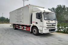 徐工重卡国五单桥厢式运输车160-326马力5-10吨(NXG5180XXYN5)