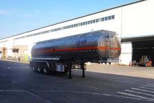 運力11.1米33.2噸3軸鋁合金運油半掛車(LG9403GYYA)