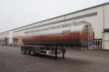 运力11.7米32.9吨3轴铝合金运油半挂车(LG9407GYYA)