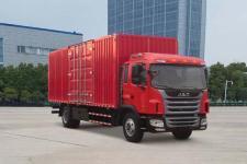 江淮格尔发国五单桥厢式运输车180-332马力5-10吨(HFC5181XXYP3K2A50S3V)