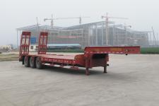 同强12米31.2吨3轴低平板半挂车(LJL9400TDP)