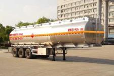 楚飞11.5米32.2吨3轴铝合金运油半挂车(CLQ9405GYYBA)
