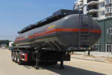 特运9.7米31.5吨3轴腐蚀性物品罐式运输半挂车(DTA9409GFWB)
