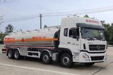 楚飞牌CLQ5310GYY5DA型铝合金运油车
