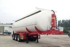 腾运8.5米31.5吨3轴中密度粉粒物料运输半挂车(LLT9400GFLZ)