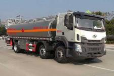 楚飞牌CLQ5250GYY5LZA型铝合金运油车