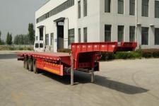 莊宇13米32噸3軸低平板半掛車(ZYC9400TDP)