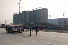 锣响10.4米30.8吨2轴集装箱运输半挂车(LXC9351TJZ)