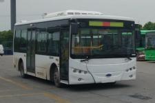 8米 13-28座开沃纯电动城市客车(NJL6809EV5)