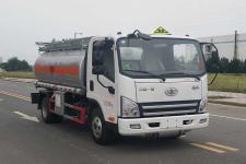 解放新规8吨加油车|运油车|油罐车厂家