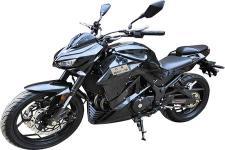 乙本YB350-13D型两轮摩托车