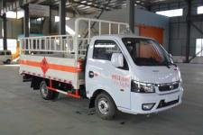 国六东风小型气瓶运输车