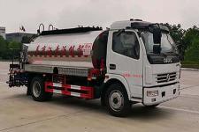 国六东风6吨沥青洒布车价格