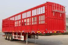 锣响12米32.6吨3轴仓栅式运输半挂车(LXC9407CCY)