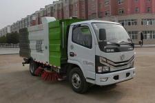 国六东风多利卡HYS5040TSLE6型扫路车