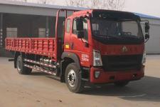 豪沃国六单桥货车190马力9925吨(ZZ1167K471DF1B)