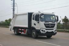 國六東風天錦壓縮式垃圾車