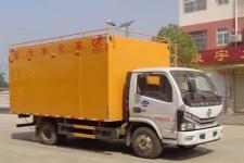 国六东风多利卡CLW5041TWJ6型吸污净化车价格