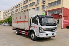 國六東風凱普特5米2爆破器材運輸車