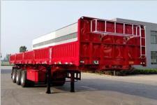 华鑫联合10米32.8吨3轴自卸半挂车(HXL9401ZZX)