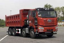 解放牌CA3310P66M25L0T4AE6型平头天然气自卸汽车图片