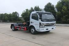 国六东风多利卡拉臂式垃圾车价格13329882498