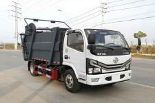 國六6方壓縮式垃圾車最新報價