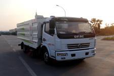 国六 东风多利卡扫路车价格厂家直销