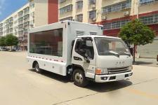 国六江淮小型宣传车价格