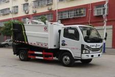 国六 东风多利卡自装卸式垃圾车
