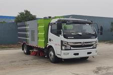 国六东风D7洗扫车价格