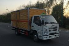 國六江鈴爆破器材運輸車價格