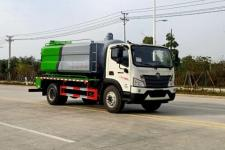 程力威牌CLW5121GQW6CF型清洗吸污車價格