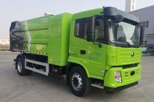 宇通牌YTZ5180ZLJD0BEV型纯电动自卸式垃圾车图片